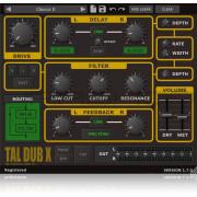 Togu Audio Line TAL Dub-X Delay