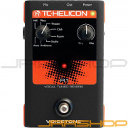 TC Electronic TC-Helicon VoiceTone Single R1 Vocal Tuned Reverb