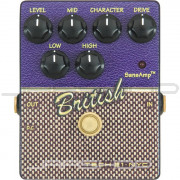 Tech 21 SansAmp British v2 Distortion Pedal