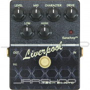 Tech 21 Liverpool v2 SansAmp Character Series Distortion Pedal