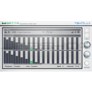 TEK'IT Audio GattR Stereo Gate Effect Sequencer