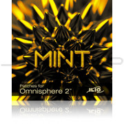 ILIO The Mint Sonic Gold Patches for Omnisphere 2