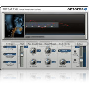 Antares THROAT Evo Physical Modeling Vocal Designer Plugin