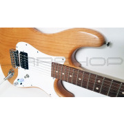 Tone Bakery Warmoth Stratocaster with built-in Creme Brulee Overdrive Boost Pedal