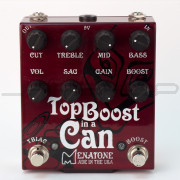 Menatone Top Boost in a Can TBIAC Overdrive Pedal - Used