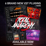 Anarchy Audioworx Total Anarchy Bundle