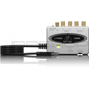 Behringer UFO202 High-quality USB Audio Interface