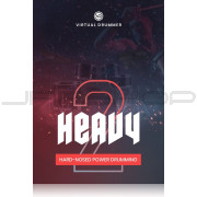 UJAM Instruments Virtual Drummer HEAVY 2 Plugin Upgrade