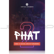 UJAM Instruments Virtual Drummer PHAT 2 Plugin Upgrade