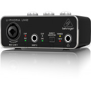 Behringer UM2 2X2 USB 2 Audio Midi Interface