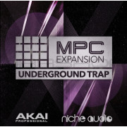 Akai Underground Trap MPC Expansion Pack