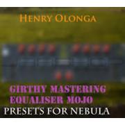 Henry Olonga Girthy Mastering EQ for Q-Clone