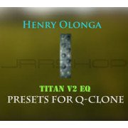 Henry Olonga Titan EQ for Q-Clone