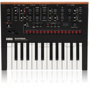 Korg Monologue Monophonic Analogue Synthesizer Black - Demo Product