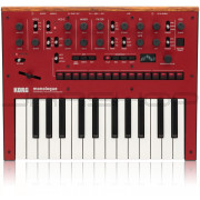 Korg Monologue Monophonic Analogue Synthesizer Red - Demo Product