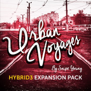 Air Music Tech Urban Voyages by Snipe Young Expansion Pack For Hybrid 3