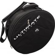 Ultimate Support USHB2-SN-BK Hybrid Series 2.0 Soft Case for Snare Drum Black Trim