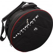 Ultimate Support USHB2-SN-RD Hybrid Series 2.0 Soft Case for Snare Drum Red Trim