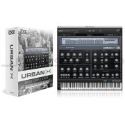 UVI Urban X Sample-Synth Plugin