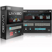 UVI UVX80 Japanese 8 Voice Analog Synth Plugin