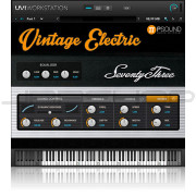 PSound Vintage Electric UVI Instrument Plugin