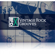 FXPansion BFD Vintage Rock Grooves