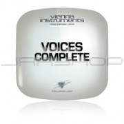 Vienna Symphonic Library Voices Complete Full (Standard+Extended)