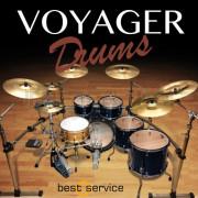 Best Service Voyager Drums Upgrade