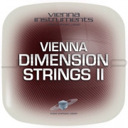 Vienna Symphonic Library Dimension Strings II Bundle Standard