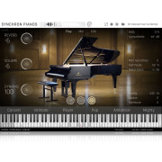 Vienna Symphonic Library Synchron Yamaha CFX Upgrade to Full Library
