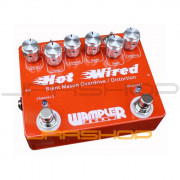 "Wampler Pedals Brent Mason's ""Hot Wired"" V2 Overdrive/Distortion"