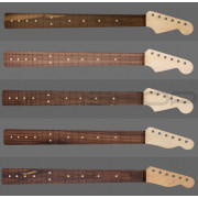 Warmoth Stratocaster or Telecaster Neck with Pau Ferro Fretboard
