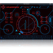 Tracktion MOK Waverazor Futuristic Virtual Synth