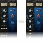 Waves API 550A + 550B EQ's Native