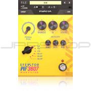 Kuassa Efektor WF3607 Wah Filter Plugin