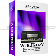 Arturia Wurlitzer V3 Electric Piano Plugin