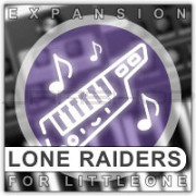 Xhun Audio Lone Raiders Expansion for LittleOne