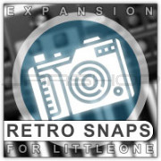 Xhun Audio Retro Snaps Expansion for LittleOne