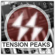 Xhun Audio Tension Peaks Expansion for LittleOne