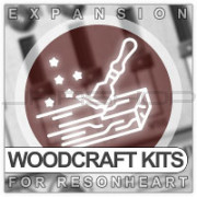 Xhun Audio Woodcrafts Kit Expansion for ResonHeart