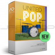 XLN Audio Addictive Drums 2: United Pop
