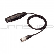 Audio Technica XLRW Microphone input cable, 29.5""