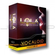 Zero-G Vocaloid Lola Virtual Vocalist