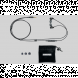 Shure SE112M+ Sound Isolating Earphones With Remote and Mic