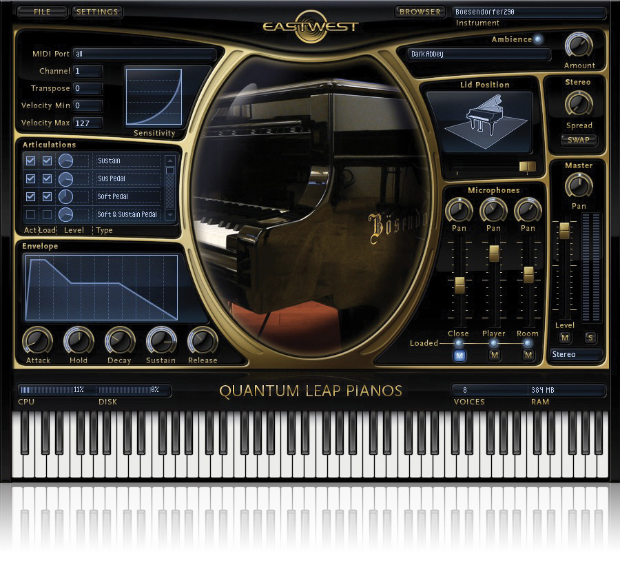 Pianos Interface Thumbnail
