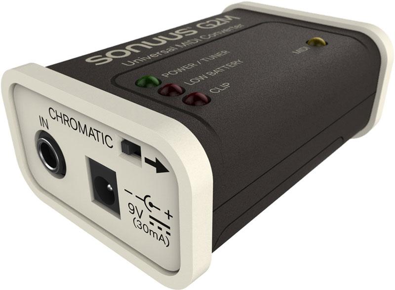 Sonuus i2M Midi-Konverter for Guitar /& Bass