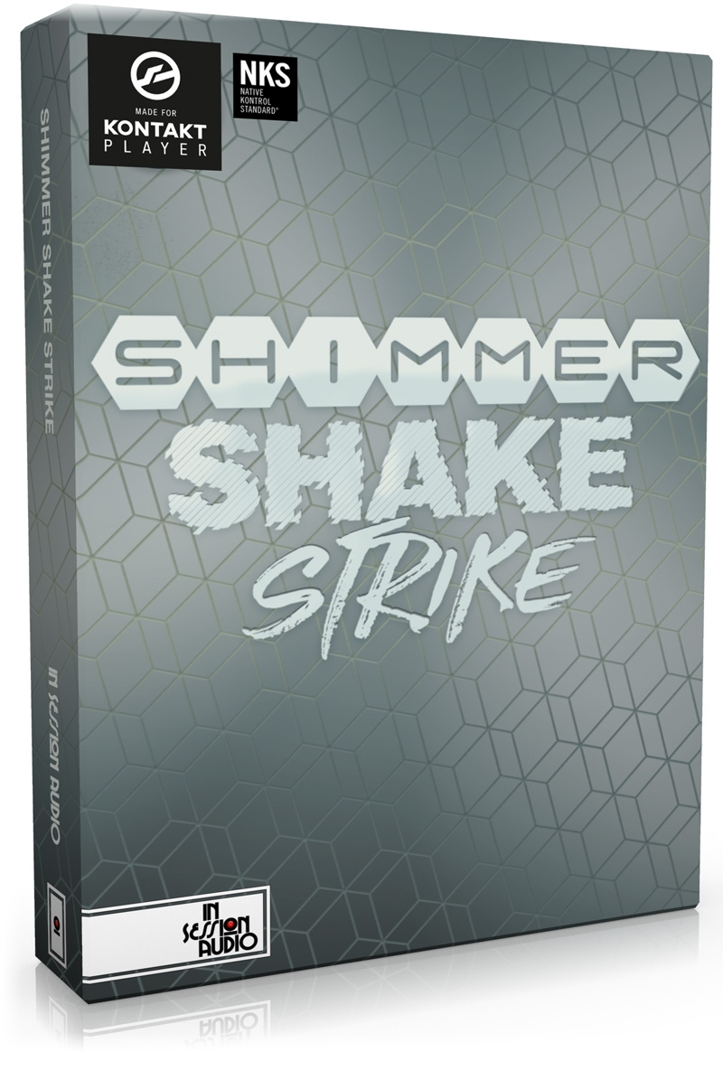 Details about In Session Audio Shimmer Shake Strike eDelivery JRR Shop