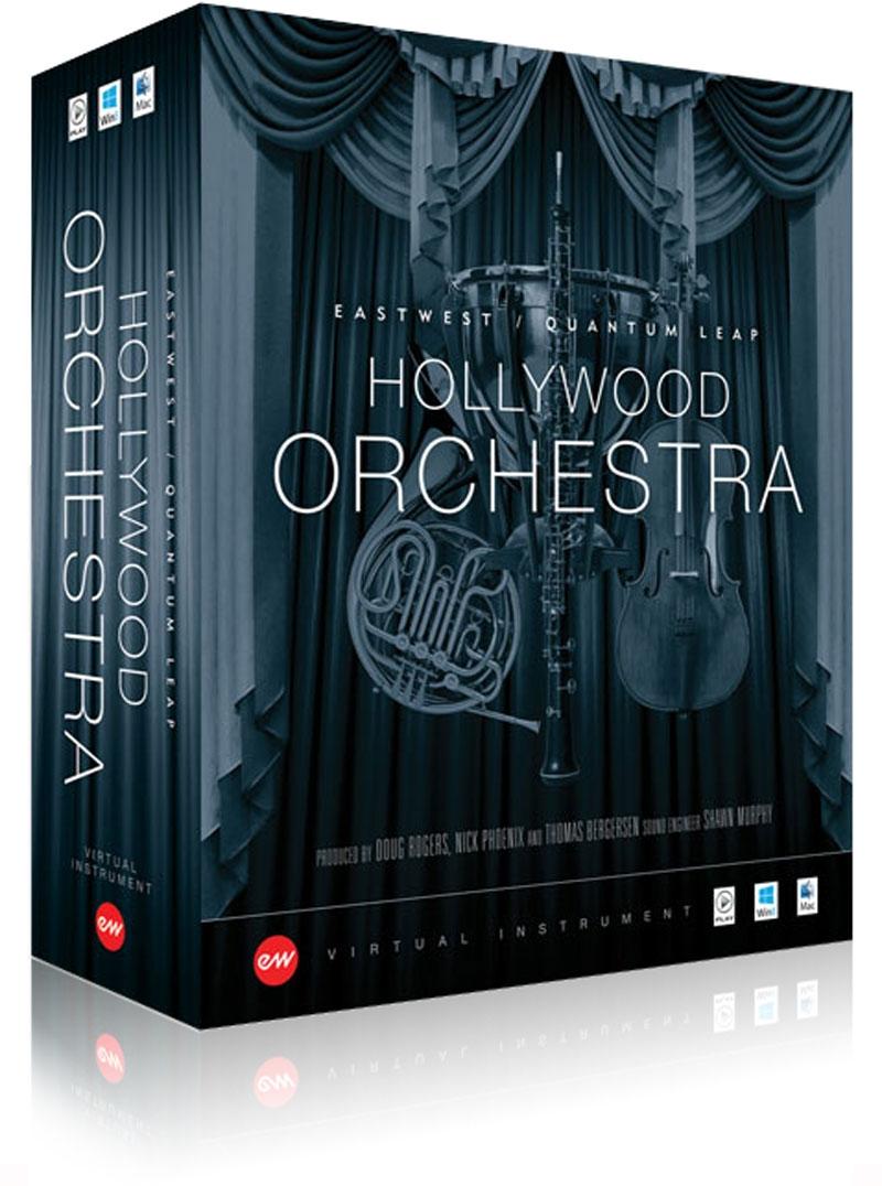 JRRshop com | EastWest Hollywood Orchestra Gold
