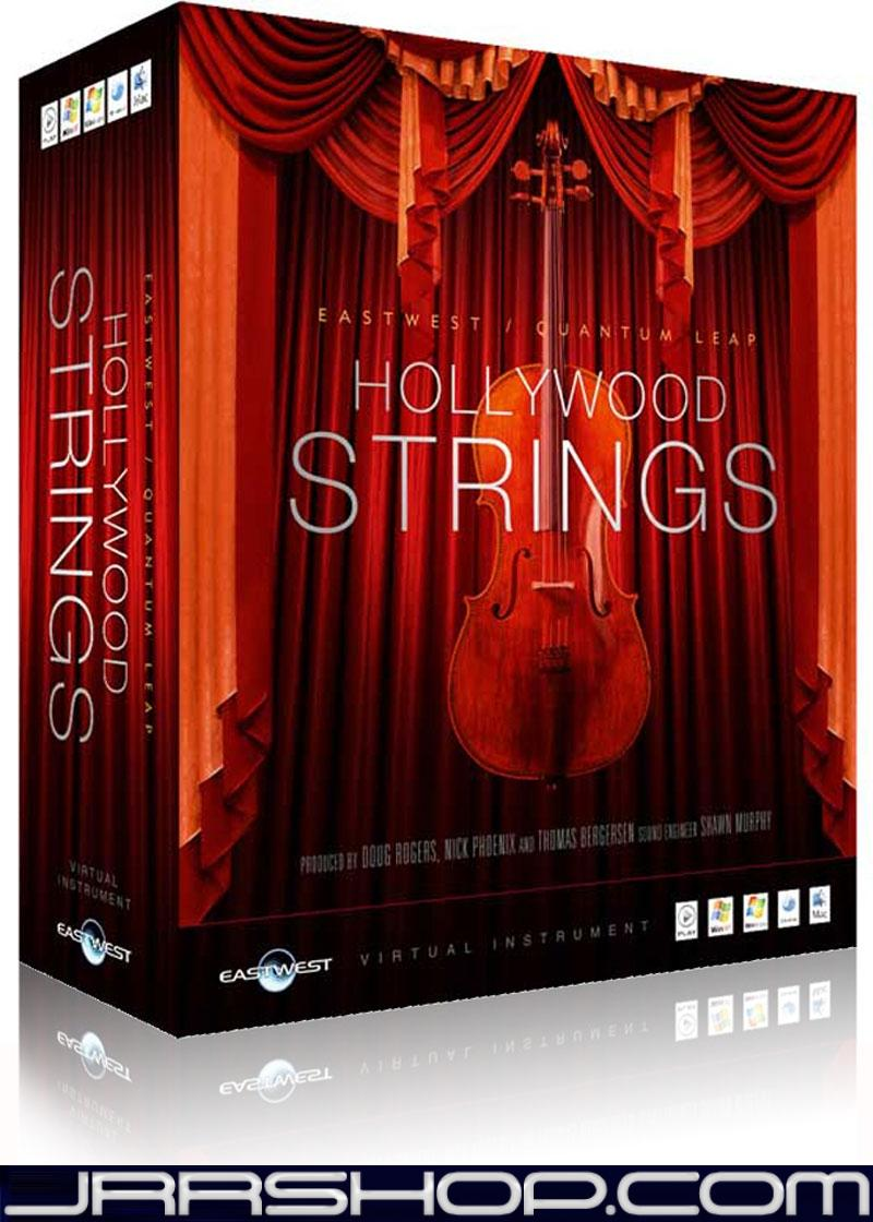 EastWest Hollywood Strings Gold Educational eDelivery JRR Shop