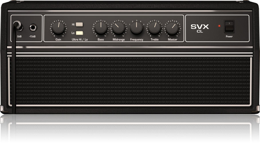 SVX 2 collection for AmpliTube